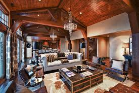 Rustic Styles Of Interior Design