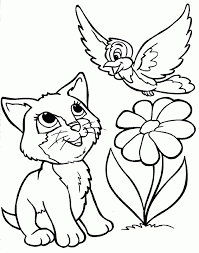 Cat Coloring Pages 42 260949 High Definition Wallpapers Wallalay