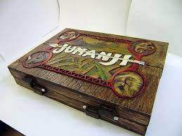 For Those Whove Never Seen The Film Or Read Book Jumanji Is Basically Story Of A Supernatural Board Game That Makes Wild Animals And Other Jungle