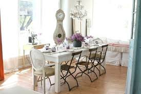 Shabby Chic Dining Room Chair Covers by Shabby Chic Dining Room Chair Covers Home Act Ideas About On