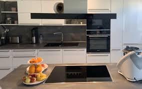 nobilia küche weiß hochglanz mit kochinsel e geräten 2019