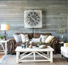 Rustic Living Room Furniture Rooms Farmhouse Sofa Table