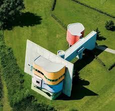 100 Wallhouse Wall House Groningen Architect John Hejduk Architecture