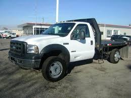 100 F550 Truck 2007 Ford XL Flatbed For Sale Salt Lake City UT