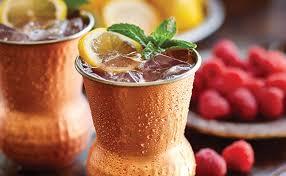 Cocktails & Beer Menu Item List
