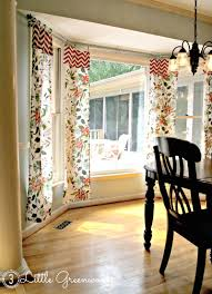 Kitchen Curtain Ideas Diy by No Sew Kitchen Curtains From Tablecloths