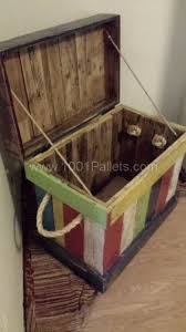 Best 25 Pallet Boxes Ideas On Pinterest Diy Wood Box Wooden