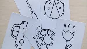 How To Draw A Fun Coloring Book For Kids