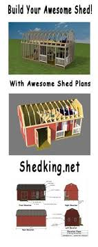 12x16 shed plans gable design pdf download free woodworking