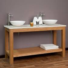 Mesa 48 Inch Double Sink Bathroom Vanity by 60