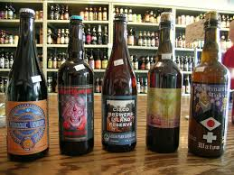 Jolly Pumpkin Artisan Ales by City Swiggers August 2012