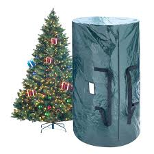 Christmas Tree Removal Bag Home Depot Bags Disposal Islands Ferry Stunning Elf 2