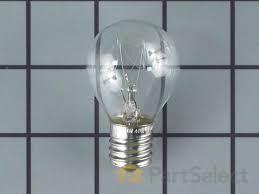 whirlpool 8206443 light bulb 40w partselect