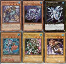 Yugioh Nordic Deck Build by Yugioh Levia Dragon Legendary Ocean Deck 40 Cards 4 Xyz