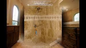 travertin badezimmer design ideen