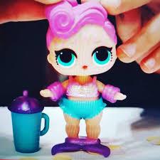 LoL BeBek Confetti POP Serisi Bebeklerinden Biri Bunlari Sonra