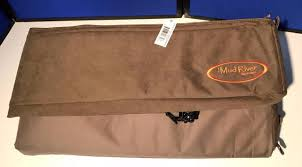 100 Truck Seat Organizer Mud River 18500 Brown Hunting Accessory NEW