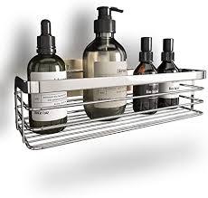 tessardo duschabalge ohne bohren badregal ohne bohren duschregal ohne bohren duschkorb ohne bohren badezimmer aufbewahrung organisation