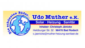 udo muther e k solar heizung sanitär christoph jänicke
