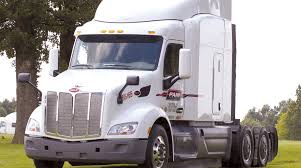 Peterbilt Factory Installs Aero Devices For P.A.M. | Transport Topics