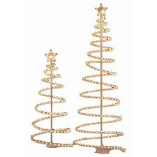 White Christmas Tree Pre Lit 6ft by Shop Holiday Living 6 Ft Freestanding Tree With Constant White
