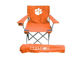 Clemson Folding Chair Ncaa Chairs Academy Byog Tm Outlander Chair Dabo Swinney Signature Collection Clemson Tigers Sports Black Coleman Quad Folding Orangepurple Fusion Tailgating Fisher Custom Advantage Zero Gravity Lounger Walmartcom Ncaa Logo Logo Chair College Deluxe Licensed Rawlings Deluxe 3piece Tailgate Table Kit Drive Medical Tripod Portable Travel Cane Seat