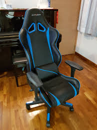 DXRacer Gaming Chair, Furniture, Tables & Chairs On Carousell Respawn Rsp205 Gaming Chair Review Meshbacked Comfort At A Video Game Chairs For Sale Room Prices Brands Dxracer Racing Rv131nr Red Pipertech Milano Arozzi Europe King Gck06nws3 Whiteblack Pu Drifting Wayfair Gcr1nrm2 Ohrm1nr Series Gaming Chair Blackred Sthle Buy Dxracer Sentinel Series S28nr Red Gaming Best Chair 2018 Top 10 Chairs In For Pc Wayfairca Best Dxracer Ask The Strategist What S Deal With