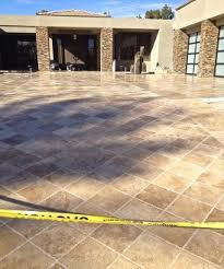 outdoors outdoor design outdoor marble tile rancho mirage ca