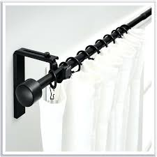 Double Traverse Curtain Rod Center Open by Curtain Rods For Heavy Curtains U2013 Amsterdam Cigars Com