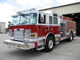 100 Emergency Truck Pierce Arrow XT Custom Pumper Fire Equipment EEP