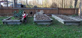 Why I mulch my garden in the late fall