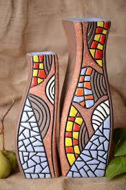 keramik vasen handgemacht haus deko wohnzimmer deko geschenk für frauen