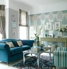 Wallpaper Decorating Ideas View In Gallery Dining Room