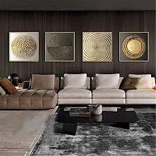 abstrakte gold schwarz weiß moderne quadratische textur 4