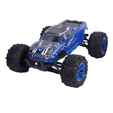 Tyrant 1/8 Brushless Electric Remote Control Monster Truck-in Bajas ...