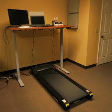 Lifespan Treadmill Desk Gray Tr1200 Dt5 by Titan Fitness Under Desk Walking Treadmill Walmart Com