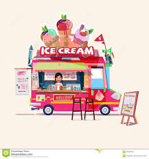 Ice Cream Truck With Cute Seller. Food Truck Concept - Stock Vector ... Joasis Food Truck Osprey Nokomis Florida Chamber Of Commerce Book Unique Street Caters Feast It 8 New Appetizing Eateriesonwheels To Taste Test At Truckn I Like The Peekaboo Window Display Cupcake Options Beside Meltdown Cheesery Toronto Trucks Dessert United San Diego The Buffalo News Food Truck Guide Sweet Hearth Riya Mehta Waffle Packaging Culture In Brisbane Student Life