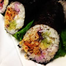 Pumpkin Flavor Flav Instagram by There U0027s A New Sushi Burrito Hybrid At Starbucks And We U0027re Not Sure