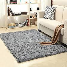 LOCHAS Soft Indoor Modern Area Rugs Fluffy Living Room Carpets Suitable For Children Bedroom Decor Nursery