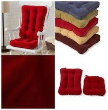 Ebay Rocking Chair Cushions by Jumbo Rocking Chair Cushions Ebay