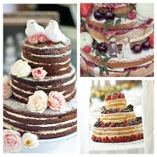 Simple Wedding Cakes Without Fondant