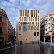 100 Rafael Moneo Chen Hao Murcia Town Hall 199198 Divisare