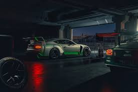 100 Bentleys On 27 Bentley Motorsport Announces 2018 Lineup Blancpain GT