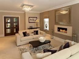 luxus wohnzimmer deko braun beige deko für wohnzimmer