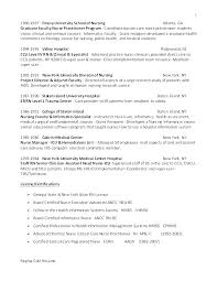 Medical Surgical Nurse Resume Sample Top Rated Er Nursing Free Research Clinical