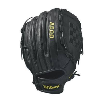 Wilson A500 12 inch Baseball Glove Right,