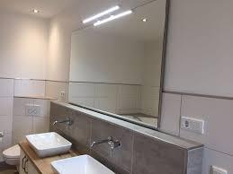neues badezimmer mit aufsatzbecken eiche halifax