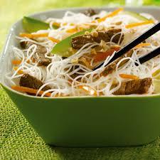 cuisine d asie bobun au bœuf cuisine d asie food uf au