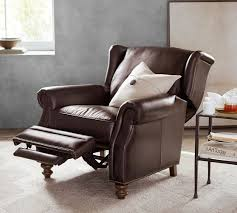 Percy Leather Recliner