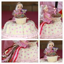 Amazoncom Wilton Cake And Dessert Pick Doll Teen Brunette Arts